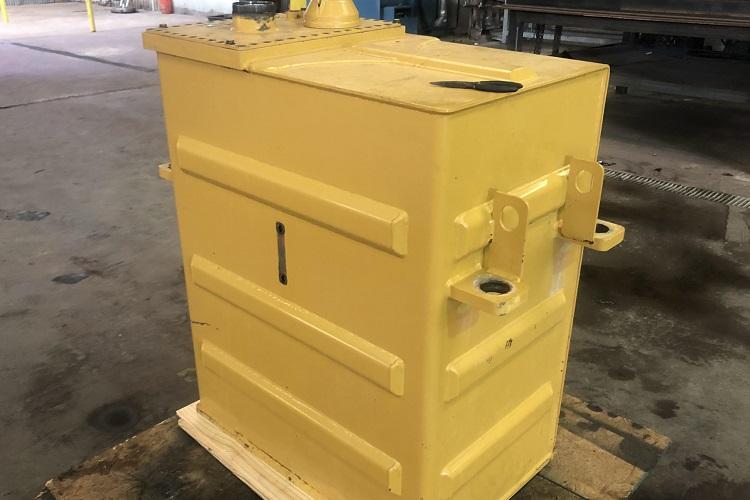 hydraulic reservoir tank service