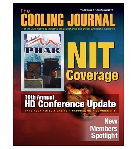The Cooling Journal July/August 2019 cover