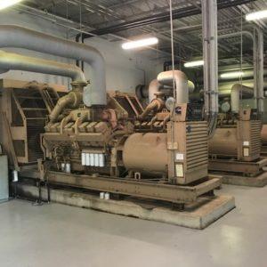 industrial generator radiators