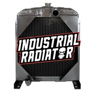 IR211075 Allis Chalmers tractor radiator