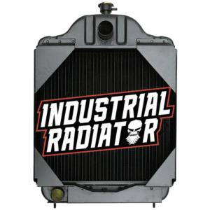 IR219581 Radiator - Case/IH- 17 5/8 x 18 x 2