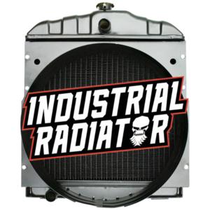 IR219895 AGCO/Allis Chalmers tractor radiator