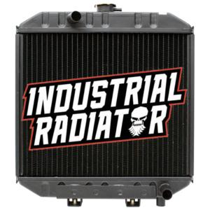 Case/IH Skidsteer Radiator - 13 3/4 x 15 7/8 x 1 7/8