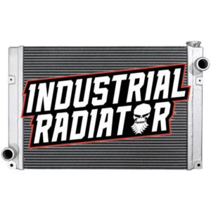 Case/New Holland Skidsteer Radiator (Medium Frame) - 23 1/2 x 17 5/8 x 4 1/8