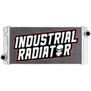 Case/New Holland Skidsteer Radiator (Medium Frame) - 23 5/8 x 12 3/8 x 4 1/8