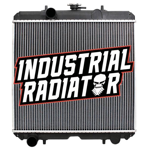 John Deere Skidsteer Radiator - 18 3/4 x 20 3/4 x 2 1/4