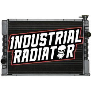 Clark Forklift Radiator - 21 1/4 x 15 1/2 x 2 7/8