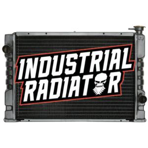 Clark Forklift Radiator - 21 1/4 x 15 3/8 x 2