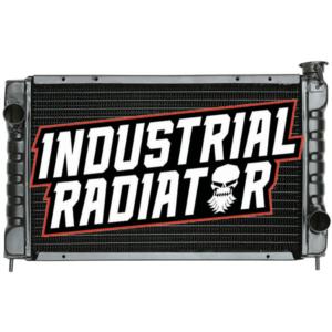 Clark Forklift Radiator - 19 5/8 x 12 1/2 x 2 1/4
