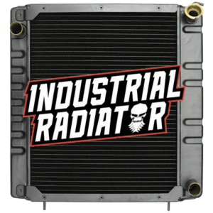 Clark Forklift Radiator - 17 7/8 x 23 5/8 x 2 5/8