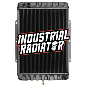 Apu Radiator (CBR) Without Fill Neck For Semi Trucks - 16 7/16 x 13 1/16 x 1 1/4