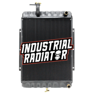 Apu Radiator (CBR) With Fill Neck For Semi Trucks - 16 7/16 x 13 1/16 x 1 1/4