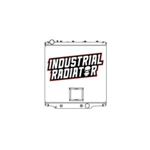 Mack Radiator - 39 1/4 x 35 1/8 x 2 1/4 (With Crankbox)