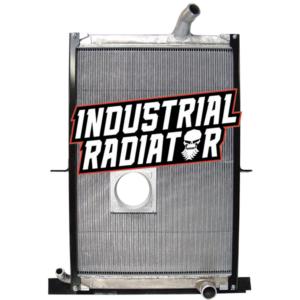 Mack Radiator - 38 7/8 x 27 1/2 x 2 1/16 (With Crankbox)