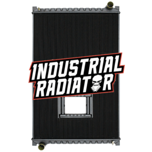 Freightliner Radiator - 41 x 28 3/4 x 1 7/8 (CBR With Crank Box)
