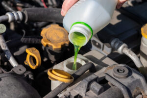 Diesel engine coolant