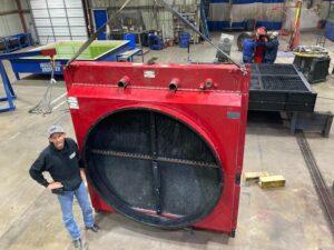 Industrial Radiator PSSR Sean Schroeder