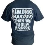 Industrial Radiator T-shirt back slogan