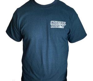 Industrial Radiator logo T-shirt front