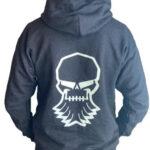 Industrial Radiator hoodie sweatshirt back
