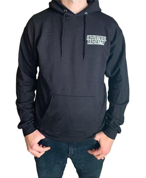 Industrial Radiator hoodie sweatshirt front