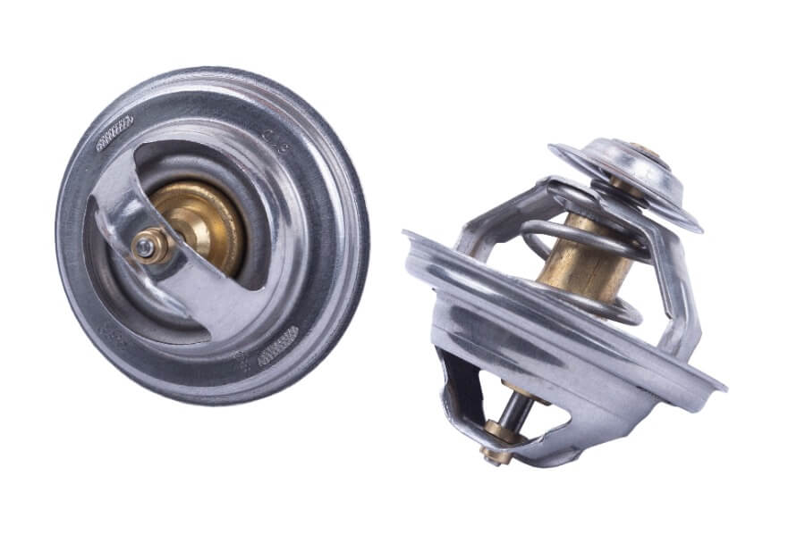 diesel engine cooling system thermostats